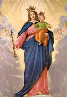 Mary Help of the Christians, Auxilium Christianorum